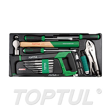 18PCS - Combination Tool Set