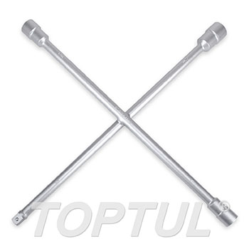 4-Way Wheel Nut Wrench