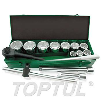 "1"" DR. Socket Set"