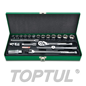 "20PCS 3/8"" DR. Socket Set"