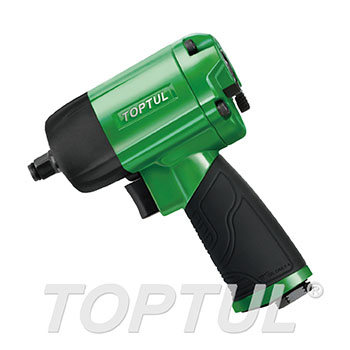 "1/2"" DR. Super Duty Air Impact Wrench (Max. Torque 500 Ft-Lb)"