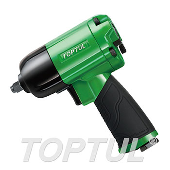 "1/2"" DR. Super Duty Air Impact Wrench (Max. Torque 600 Ft-Lb)"
