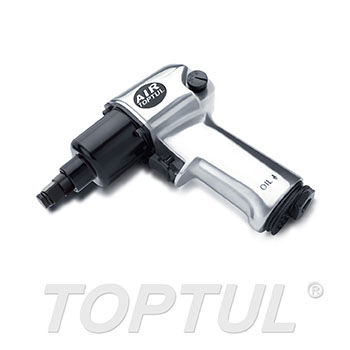 "1/2"" DR. Super Duty Air Impact Wrench (Max. Torque 200 Ft-Lb)"