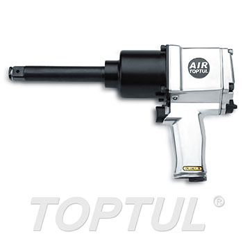 "3/4"" DR. Long Anvil Super Duty Air Impact Wrench (Max. Torque 750 Ft-Lb)"