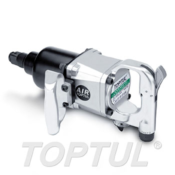 "1"" DR. Super Duty Air Impact Wrench (Max. Torque 1800 Ft-Lb)"