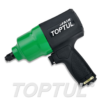 "1/2"" DR. Super Duty Air Impact Wrench (Max. Torque 66 Ft-Lb)"