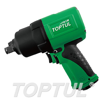 "3/4"" DR. Super Duty Air Impact Wrench (Max. Torque 1300 Ft-Lb)"