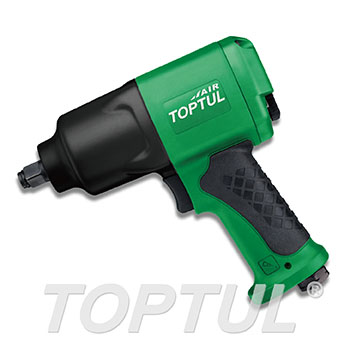 "1/2"" DR. Super Duty Air Impact Wrench (Max. Torque 1000 Ft-Lb)"