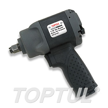 "1/2"" DR. Super Duty Air Impact Wrench (Max. Torque 450 Ft-Lb)"