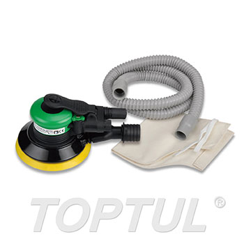 "3-IN-1 Super Duty Orbital Air Sander - 5"" PAD SIZE - 2.5mm"