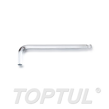 Ball Point Hex Key Wrench (Long Type) - SAE
