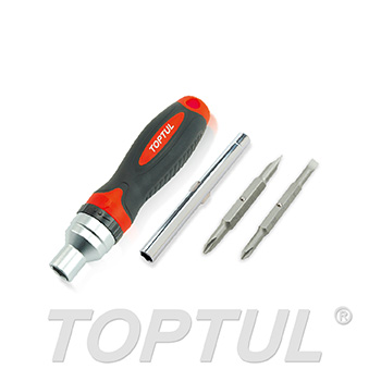 7-In-1 High Torque Ratchet Screwdriver Set