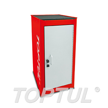 Side Cabinet - RED