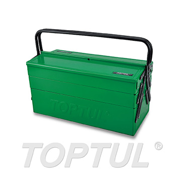 3-Sections Portable Tool Chest (New)