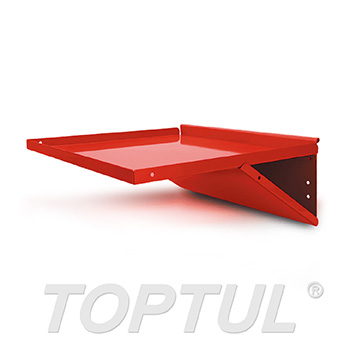 Folding Shelf - RED