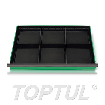 Steel Drawer Divider For Tool Chest / Trolley
