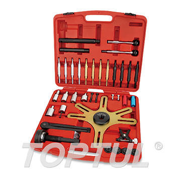 36PCS Self-Adjusting Clutch Alignment Tool Kit