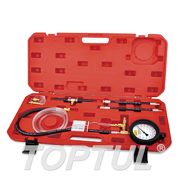 Multi-Port Fuel Injection Pressure Tester Kit