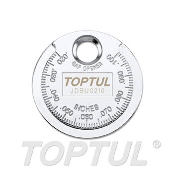 Spark Plug Gap Gauge (Coin Type)