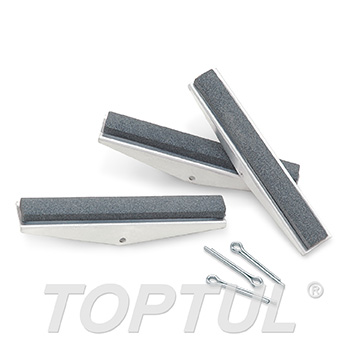 3PCS Engine Cylinder Hone Replacement Stone Set