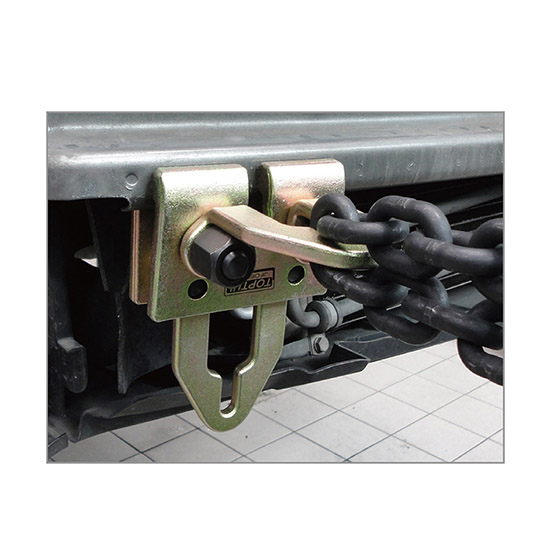 Frame Rack Clamp Two Way Toptul The Mark Of