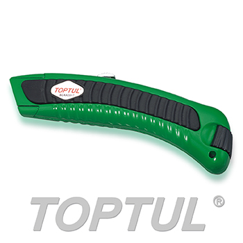 Heavy Duty Utility Knife With Spare Blade
