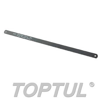 High Speed Steel Hacksaw Blades