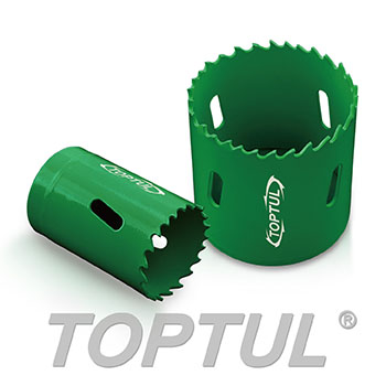 H.S.S. Bi-Metal Hole Saw