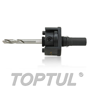 Bi-Metal Hole Saw Arbor (32-210MM)