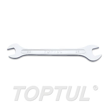 Double Open End Slimline Wrench