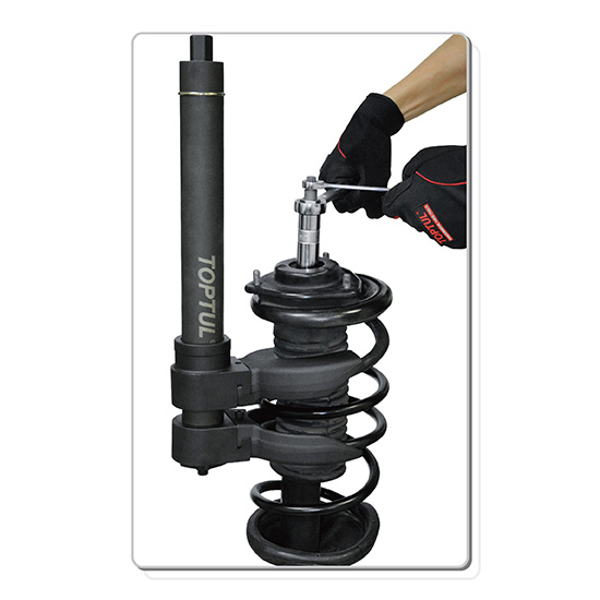 20pcs Universal Shock Absorber Strut Nut Tool Kit Toptul