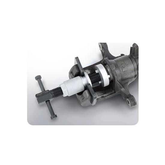 3PCS Brake Caliper Rewind Tool (Right-hand Thread) - TOPTUL The Mark