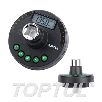 Digital Torque / Angle Adapter