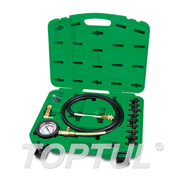 12PCS Oil Pressure Tester Kit