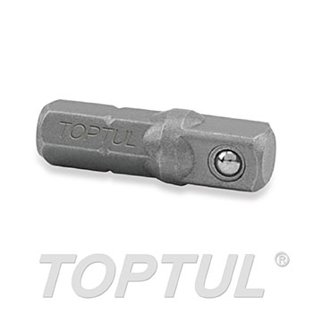 "1/4"" Hex Shank Socket Adapter"