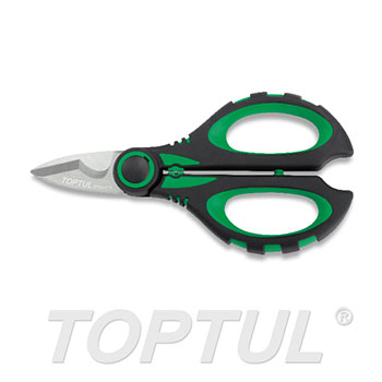 Heavy Duty Multi-Purpose Electricians Scissors