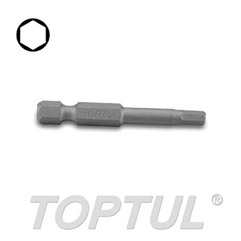 "1/4"" Hex Shank Hexagon Power Screwdriver Bits (50mm)"