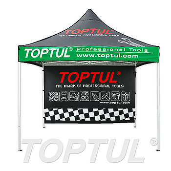 TOPTUL Promotion Tent