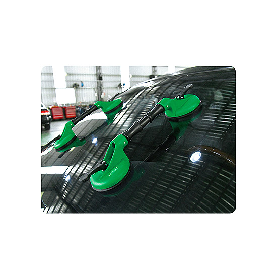Double Vacuum Suction Cup Lifter With Flexible Head