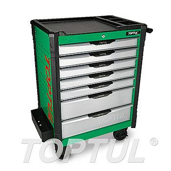 7-Drawer Mobile Tool Trolley